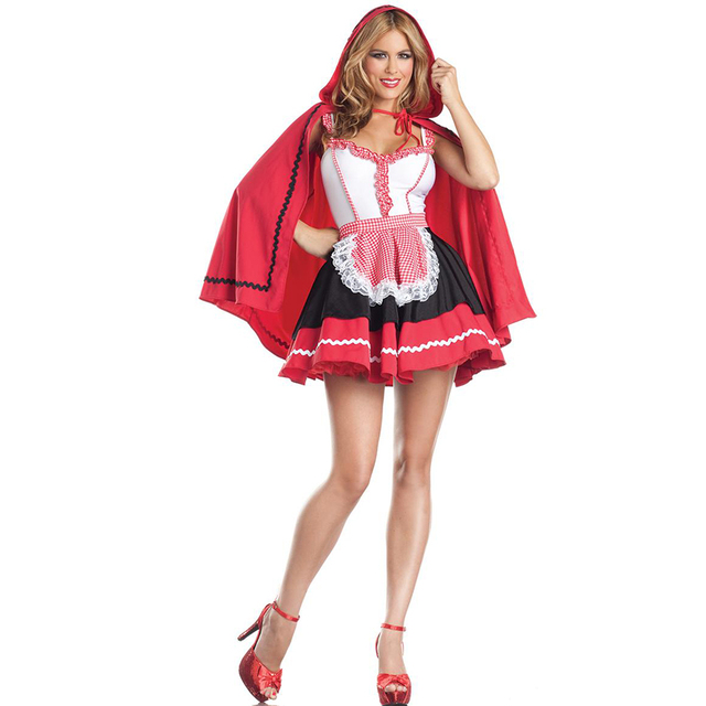 Adult little red riding hood costumes sorry