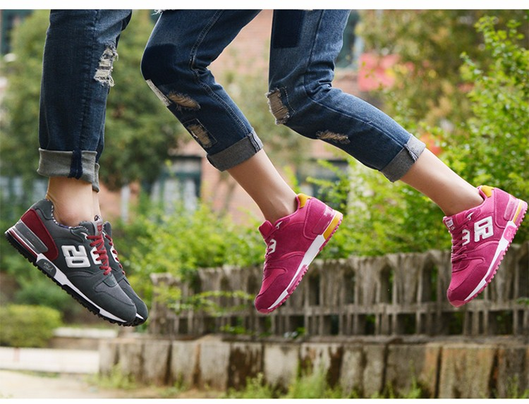 ONEMIX Men Retro 750 Running Shoes Rubber Leather Sport Women Trainers Sneakers Breathable Female Walking Jogging Shoes EU 36-44 13