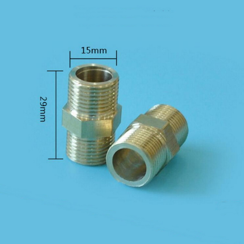 Union Straight für 4mm OD und 8mm 10Pcs Push to Connect Rohrverschraubung