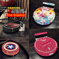 24 Models Skin Decal Vinyl Wrap For Xiaomi Robot Cleaner MI Robotic Sticker Slap Protective Film