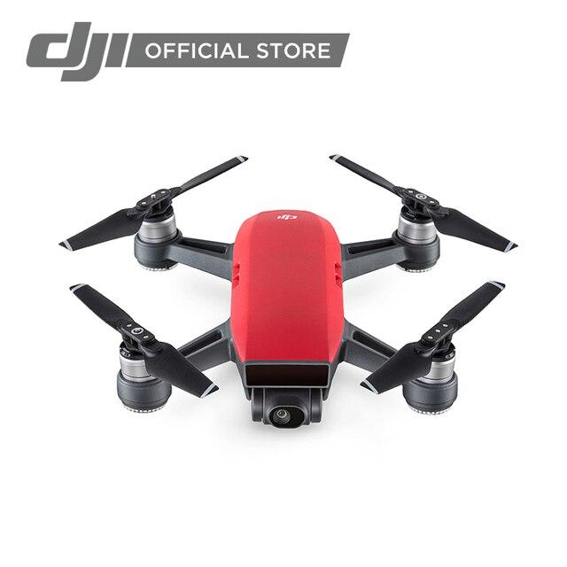 DJI Spark Fly More Combo Новый мини портативный Дрон Палм Запуск жест управление Wi Fi и RC