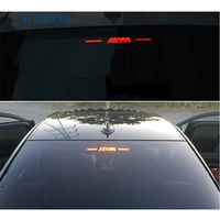 KRADA Brake Light Sticker Car Styling For BMW M Logo E46 E90 E91 E92 E93 F30 F31 F35 F80 F10 F01 F02 F03 F04 3 5 7 Series