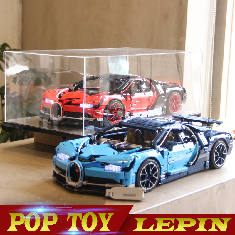 20086 4031 Pieces Technic Figures Chiron Racing Car Sets Compatible legoing 42083 Model Building Kits Blocks Bricks Boy lepin bugatti 20086b technic figures chiron racing car sets compatible legoing 42083 model building kits blocks bricks boy toys
