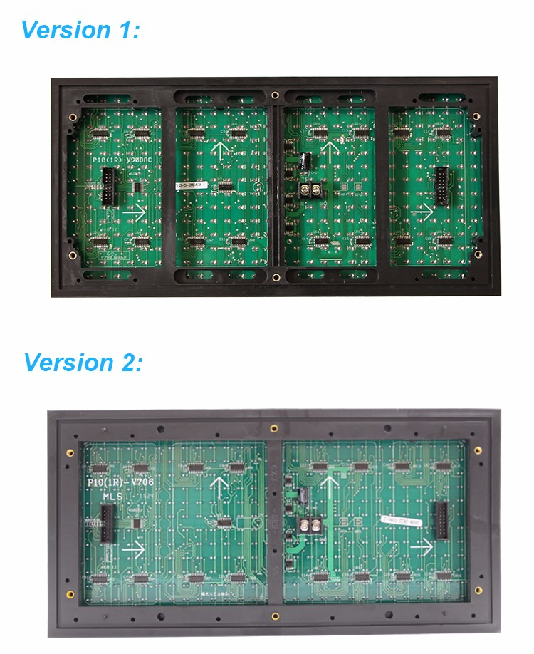 High Quality red led module