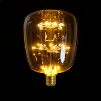 G145 LED Vintage Edison Light 220V E27 Warm White Retro Led bulb
