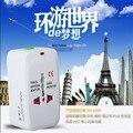 Alta Qualidade Transformação Global Plug Adaptador REINO UNIDO DA UE AU EUA Plug Conversão Soquete Multifuncional Negócios/Viagens Necessidade
