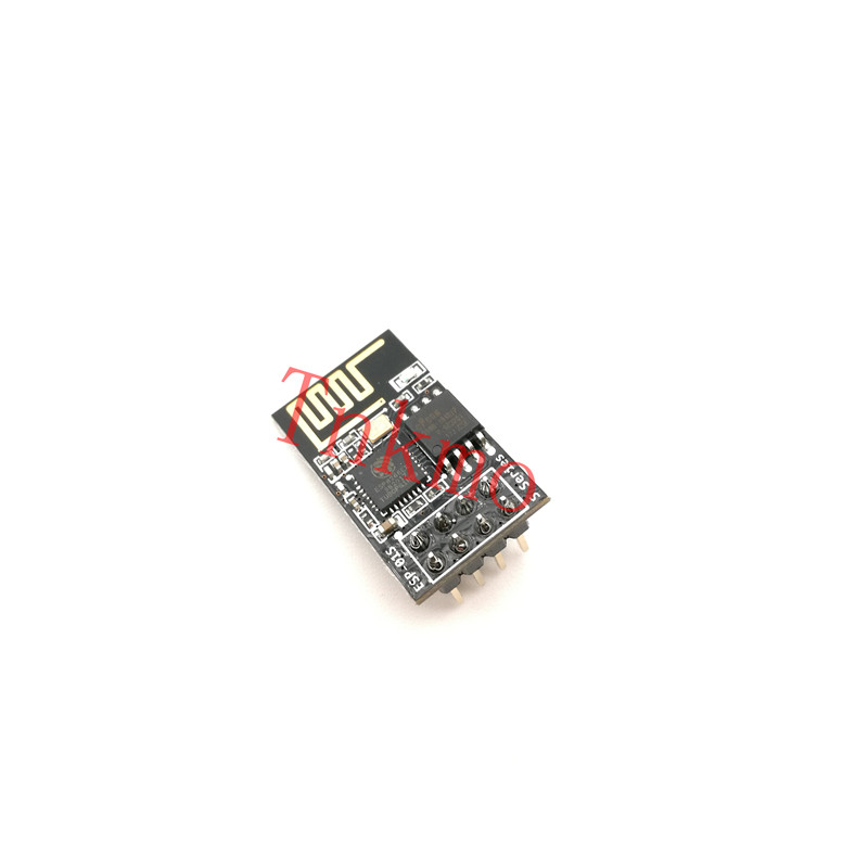 1PCS ESP8266 ESP-01S Wireless Module Wifi Sensor for Arduino ESP-01 Advanced Version 5pcs graded version esp 01 esp8266 serial wifi wireless module wireless transceiver