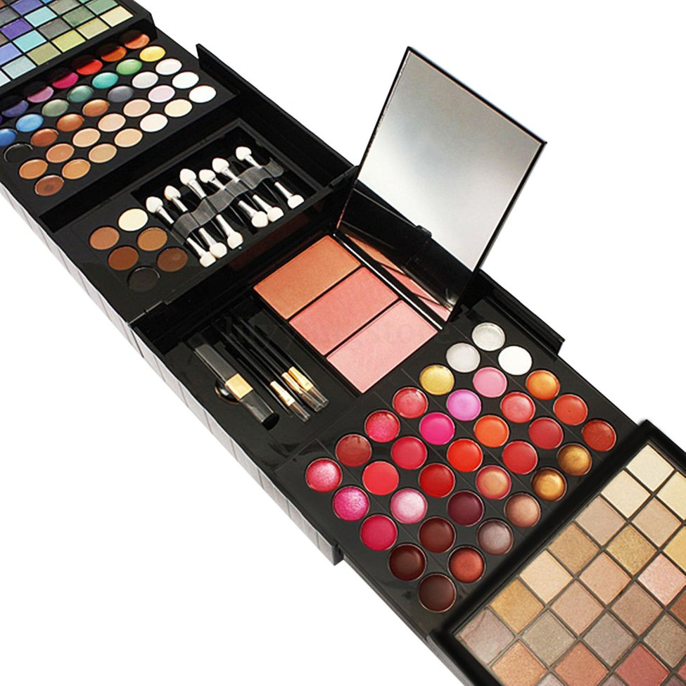 цена 5pCS Makeup Palette Color Glitters Injections Pressed Eyeshadow Diamond Make Up Eye Shadow Magnet Palette