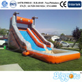 Backyard Inflatable Toys Summer Water Slize For Kids And Adults