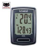 CATEYE Bike Computer Wireless Cycling Computer Bicycle Waterproof Kilometers Odometer Stopwatch Speedometer Bicycle Accessories