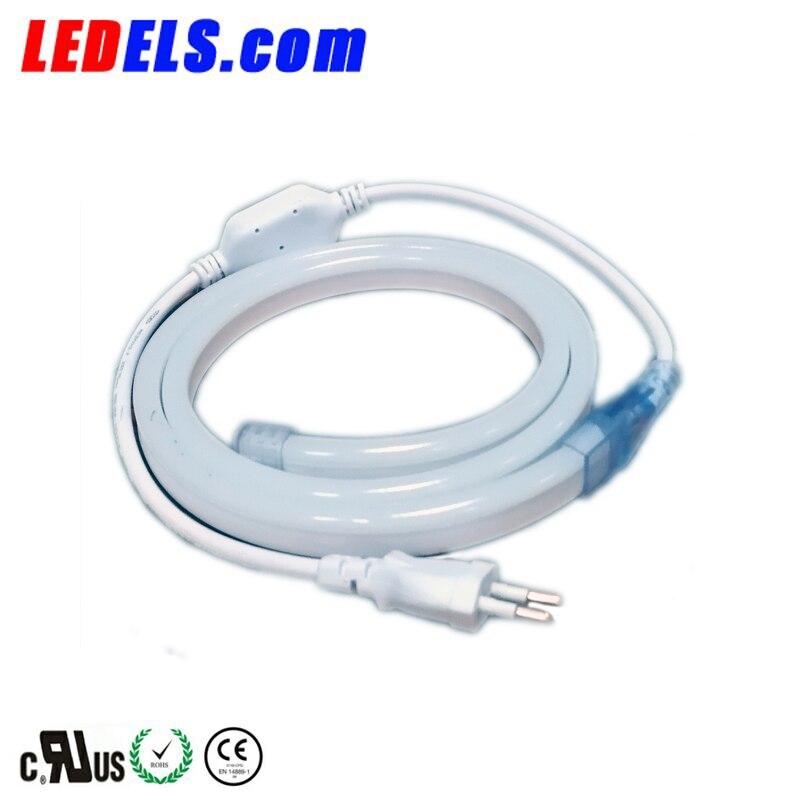 AC 220V 120LEDs/m Waterproof Flexible Neon Led Strips SMD 2835 LED Strip Light LED Bar Light Decoration Backlighting|LED Strips| |  - title=