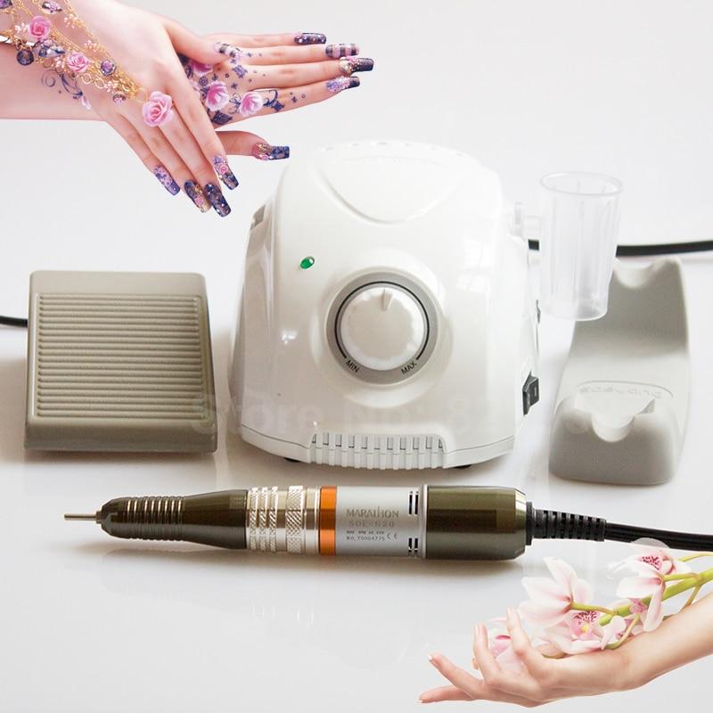 Electric Manicure Pedicure Drill Champion H20 Car Korea Original Saeyang Hobby Dental Laboratory Nail Salon Beauty Care Machine arieslibea electric manicure drill