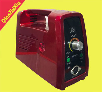 Super 35000RPM nail drill ,Electric Nail Art Equipment Manicure machine handheld devices 65W Drill Machine Manicure For Nail