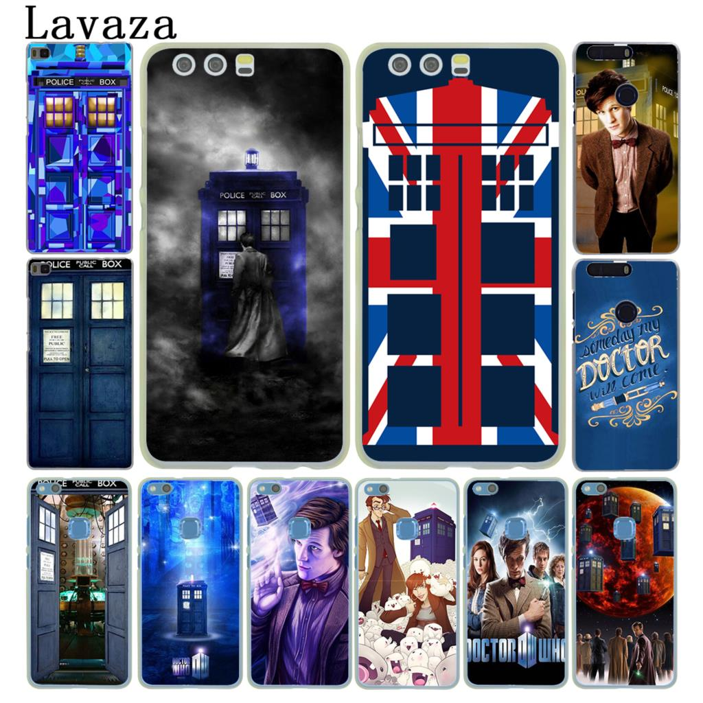 Cheap Price Phone Case Cover Tardis Box Doctor Who For Huawei P8 P9 P10 P20 P Smart Lite Pro Mini 2015 2016 2017 Protection Half-wrapped Case Cellphones & Telecommunications
