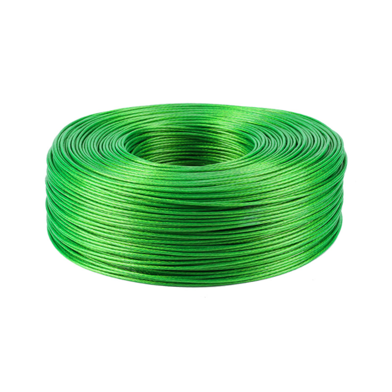 5Meter 2mm 2.5mm 3mm 3.5mm Diameter Steel PVC Coated Flexible Wire Rope Cable Transparent Stainless Steel Clothesline Grape shed5Meter 2mm 2.5mm 3mm 3.5mm Diameter Steel PVC Coated Flexible Wire Rope Cable Transparent Stainless Steel Clothesline Grape shed