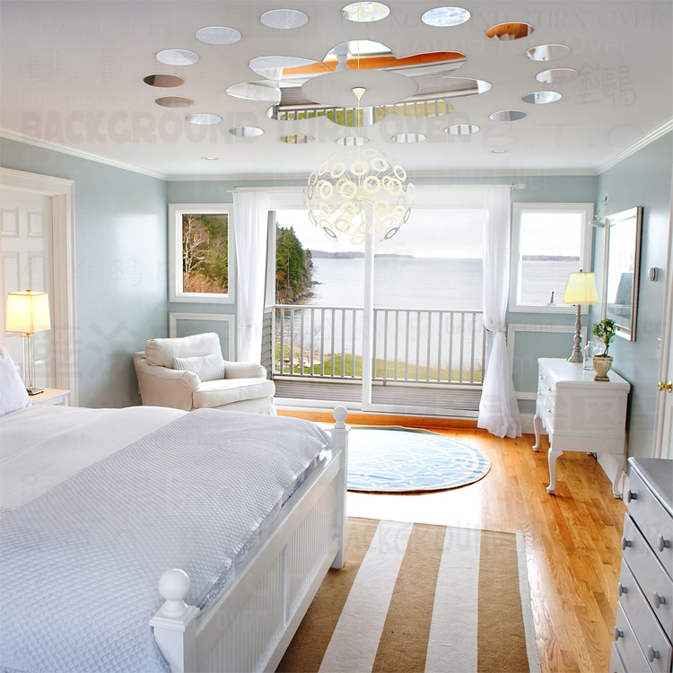 Simple Bedroom Wall Design