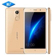 NEW Original LEAGOO M5 Mobile Phone 5.0″ Android MTK6580A Quad Core 2GB RAM 16GB ROM 2300mAh Fingerprint 5MP 3G Smarephone