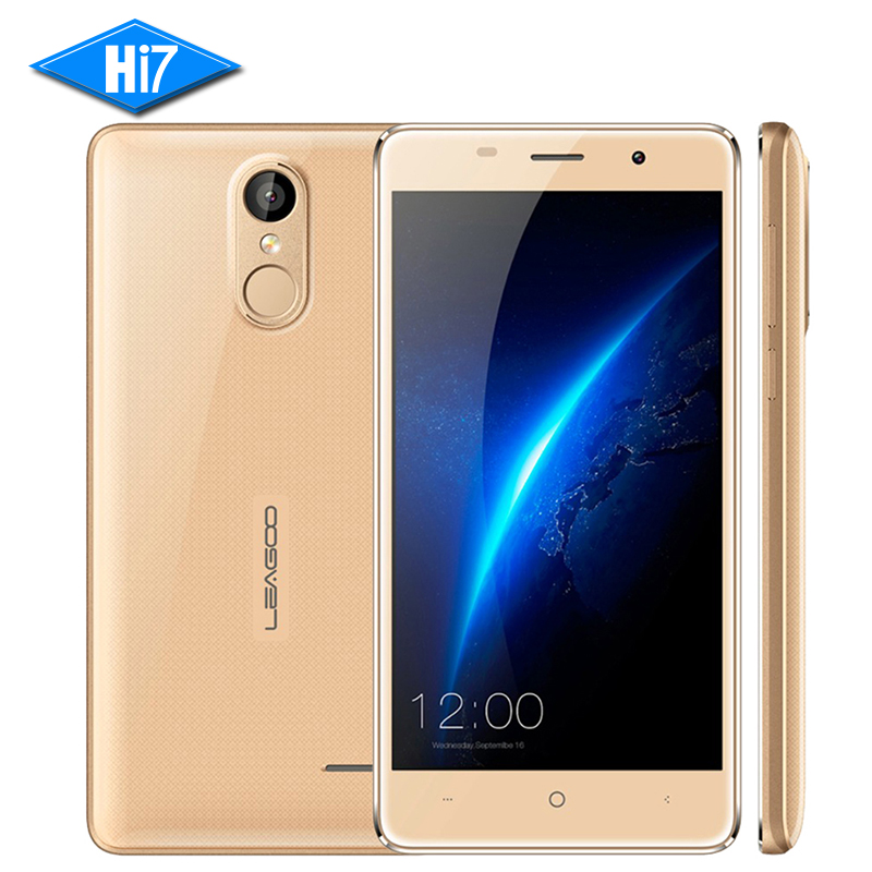 "bilder für Neue original leagoo m5 handy 5,0 ""Android MTK6580A Quad Core 2 GB RAM 16 GB ROM 2300 mAh Fingerabdruck 5MP 3G Smarephone"