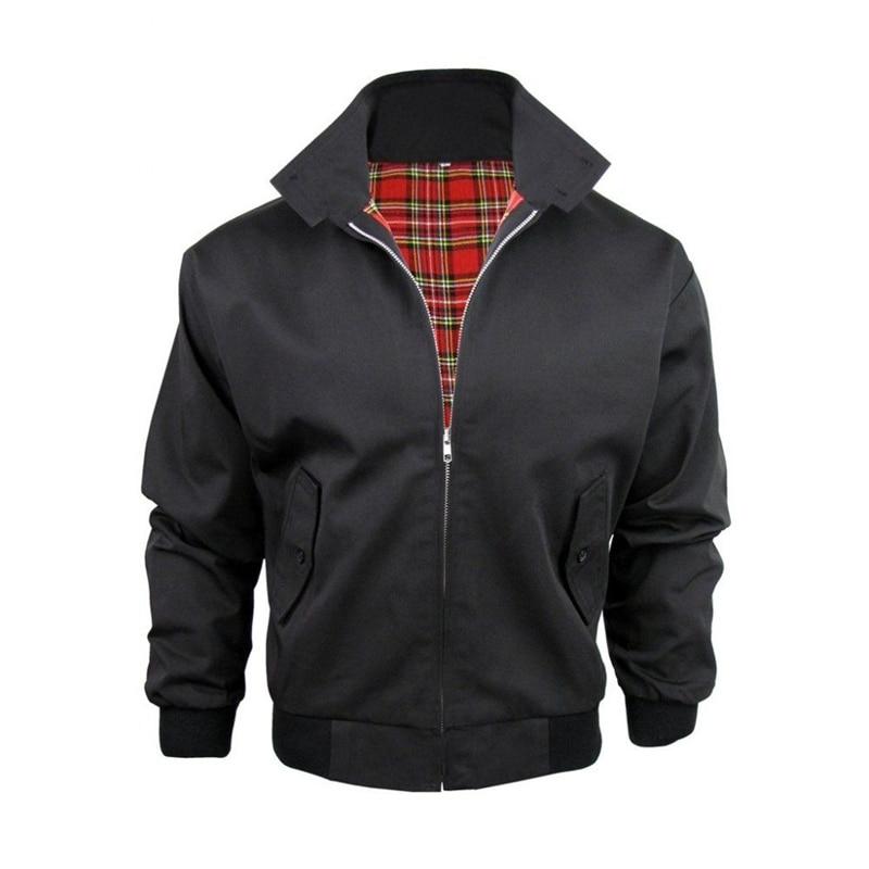 Spring Harrington Jacket Unisex Bomber Jackets Streetwear Oversize Windbreaker Pilot Clothes Mens Jackets And Coats 2019