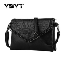 vintage casual small alligator chains hotsale ladies party purse women clutch famous designer shoulder messenger crossbody bags