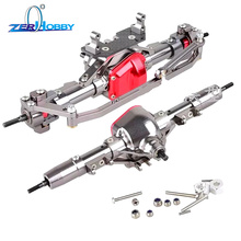 High-quality Rc car all-alloy front and rear axle servo arm  machining 1:10 Rc crawler AXIAL SCX10 RC4WD недорого