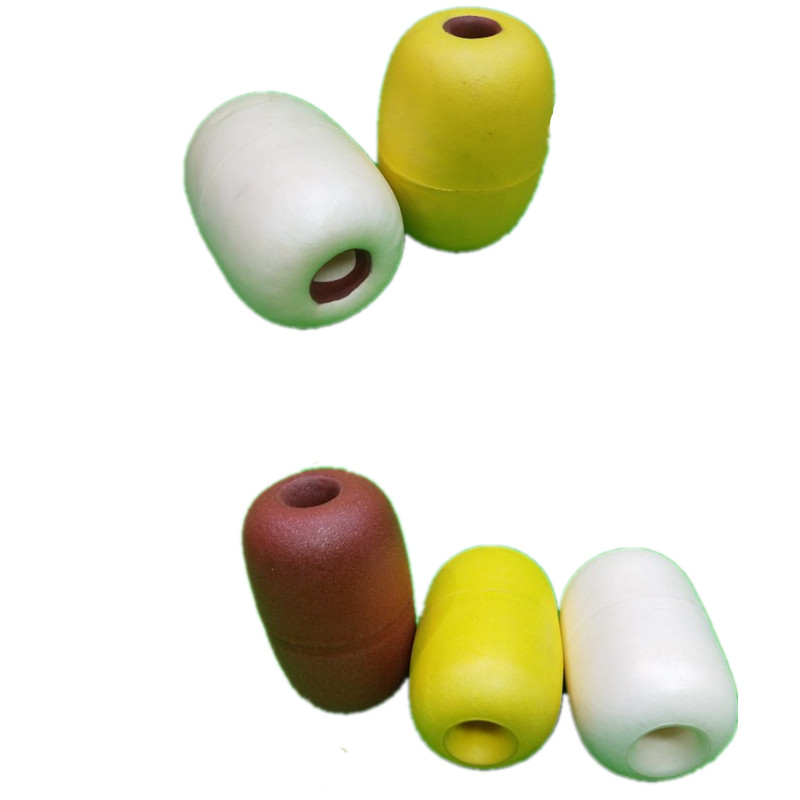 High density PVC foam floating ball culture float ball fishing net buoy cage buoy fishing accessories Swimming channel buoy аксессуар sp pov dive buoy 53005