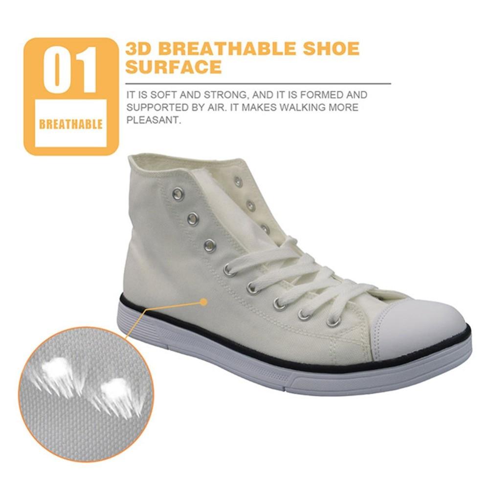 Mens Shoes Lace WHEREISART 9
