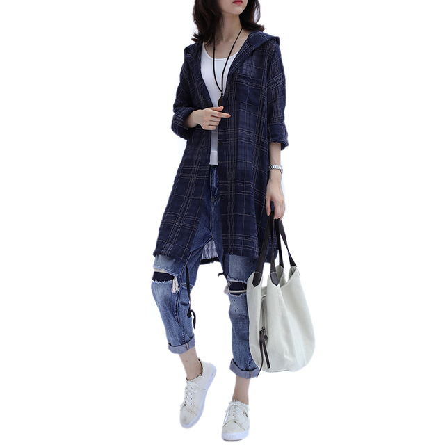 Plus Size 4XL 2018 Summer Women Fashion Elegant Plaid Letter Bolero Tops Ladies Female Big Cotton Linen Thin Outwear Jacket Coat 3