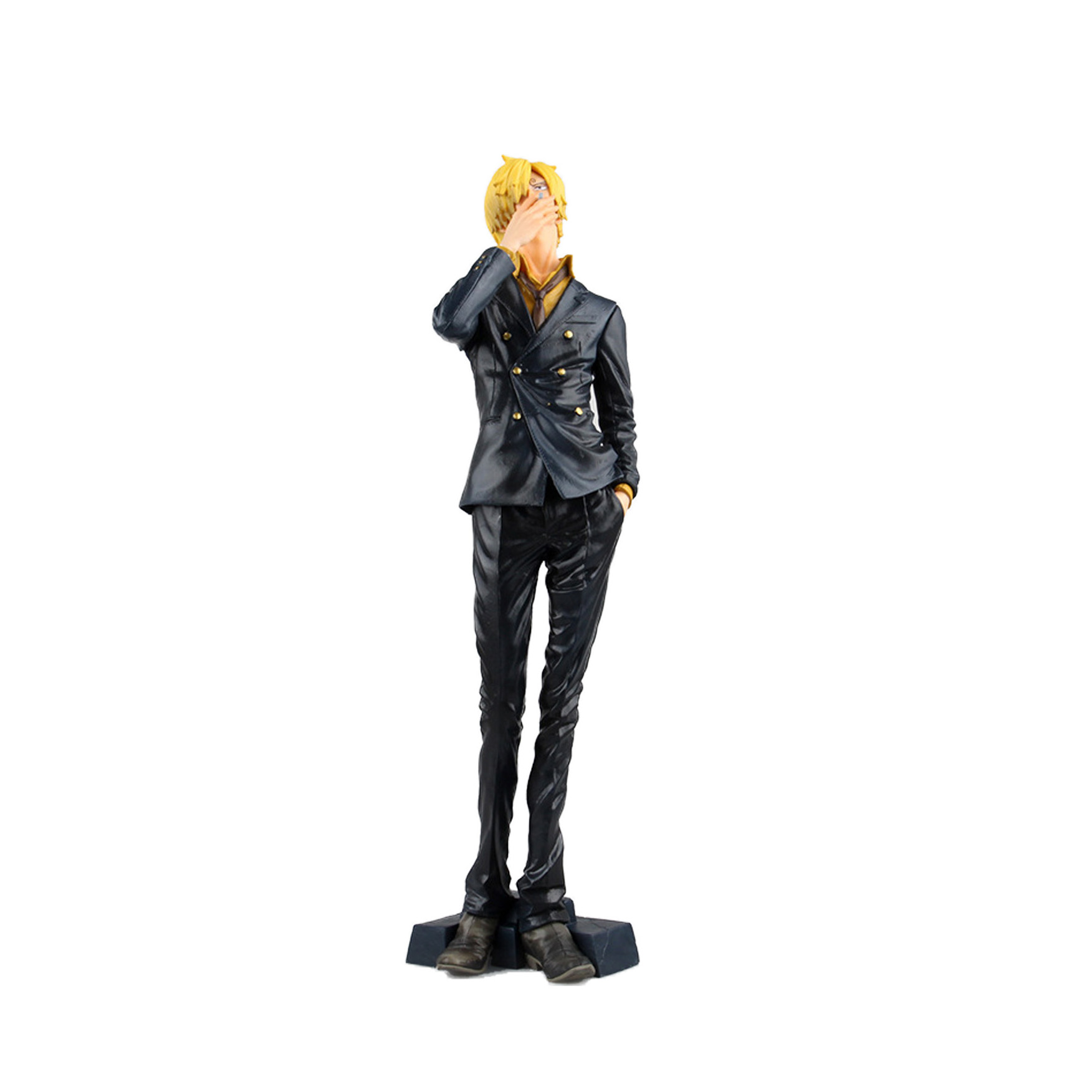 Chanycore Anime ONE PIECE DOA BIG DXF New World Vinsmoke Sanji 26cm Action Figures PVC onepiece toys doll model collection