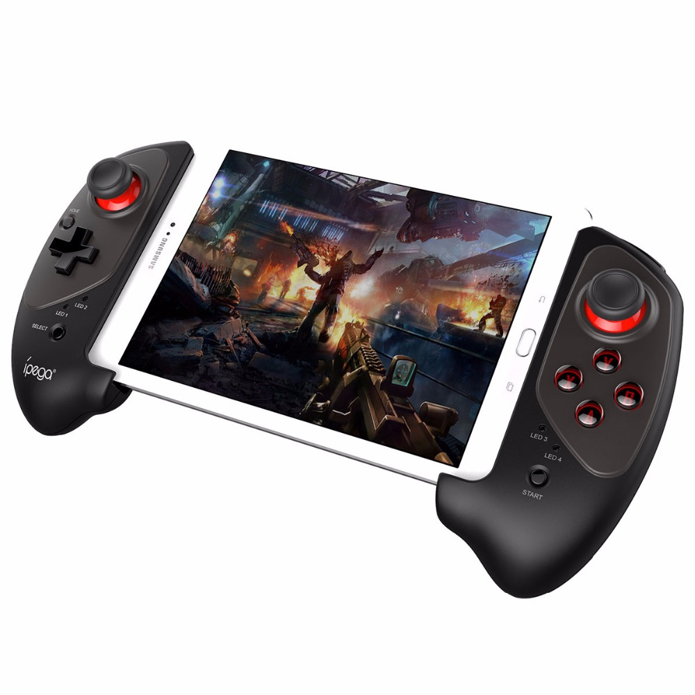 Gamepad IPEGA Bluetooth Wireless Telescopic Game Controller Android/ IOS/ PC