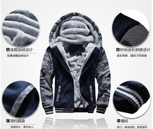 Fullmetal Alchemist Warm Hoodie Thick Zipper Jacket
