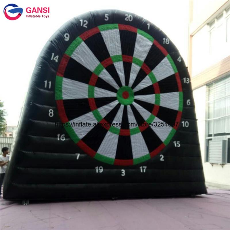 inflatable soccer dart72