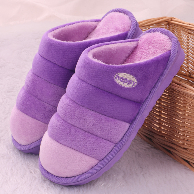 Women winter Warm Ful Slippers Women Slippers Cotton Sheep Lovers Home Slippers Indoor Plush Size House Shoes Woman wholesale plush winter slippers indoor animal emoji furry house home with fur flip flops women fluffy rihanna slides fenty shoes