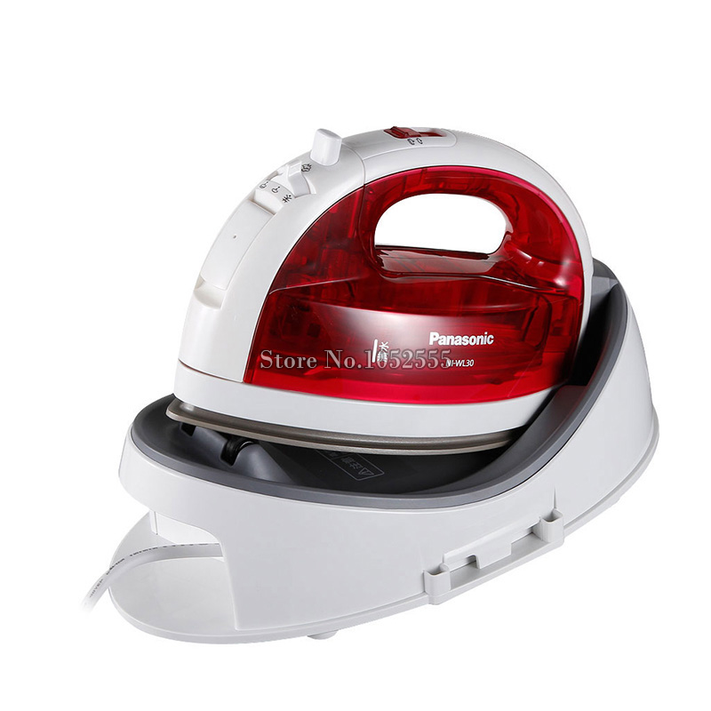 Hot 220V/50Hz cordless electric steam iron NI-WL30 backplane to the spherical 1300W vertical garment steamer tp760 765 hz d7 0 1221a