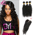 Sexy Formula Hair Malaysian Curly With Closure Virgin Maylasian Hair With Closure Grace Hair Company Bundles With Closure
