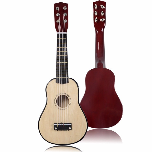 "Goplus 21"" Beginners Kids Acoustic Guitar 6 String with Pick Children Kids Gift GF30585"