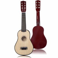 Goplus 21 Beginners Kids Acoustic Guitar 6 String With Pick Children Kids Gift GF30585