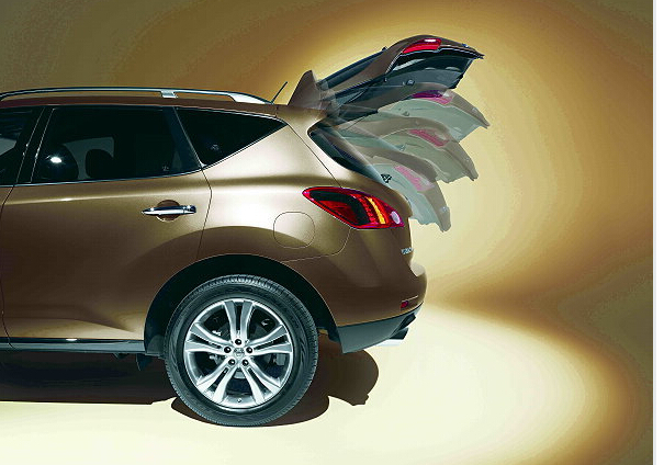 Remote Control Intelligent Power Liftgate, Power Back Door, Electric Trunk Lid For 14-16 Nissan  X-TRAIL Electric Trunk Lid