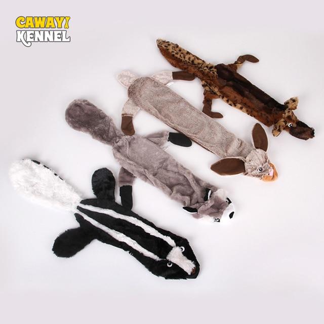 DELLA CARAMELLA CANILE Cani Interactive Chew Giocattoli Per cani Pet Puppy Squea