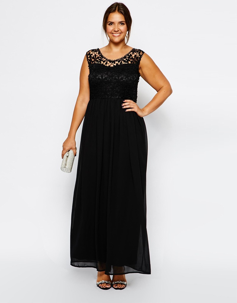 crochet plus size dress gallery - dresses design ideas