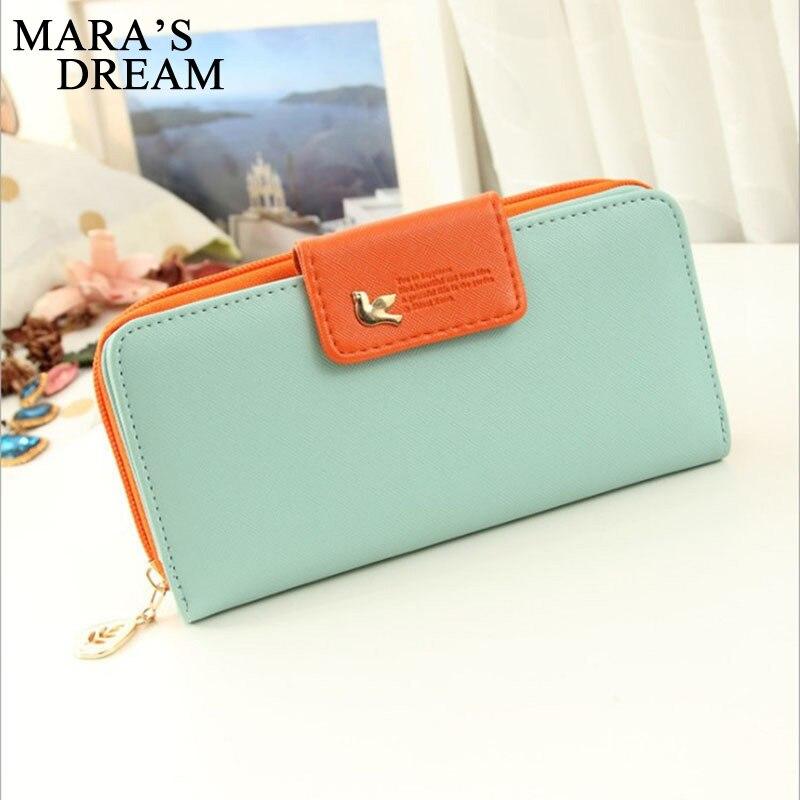 MARS DREAM Naiste rahakott, 4 värvivalikut 5
