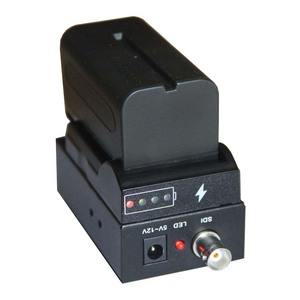 Image 4 - HD SDI 3G SDI to HDMI Video Converter with Battery Socket 1080p Camera Transmmiter