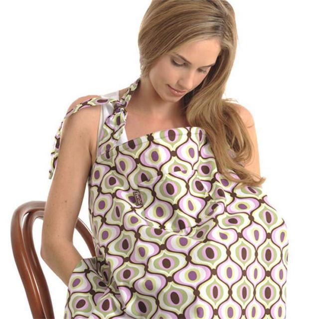 Cubiertas de enfermería lactancia materna cubre multifunción cubiertas de enfermería lactancia transpirable ubre cubre lactancia manta de bebé