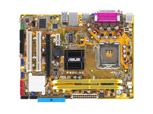 original motherboard P5GZ-MX LGA 775 DDR2 945GZ Desktop motherboard