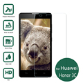 For Huawei Honor 3C Tempered Glass Screen Protector 2.5 9h Safety Protective Film on Honor3c H30-U10 H30-L02 H30-L01 H30-T00 4G