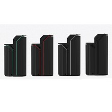 Original wismec reuleaux rx75 mod cigarrillo electrónico caja tc disfrutar de vape batería powered by 18650 celular para 22 mmdiameter atomizador