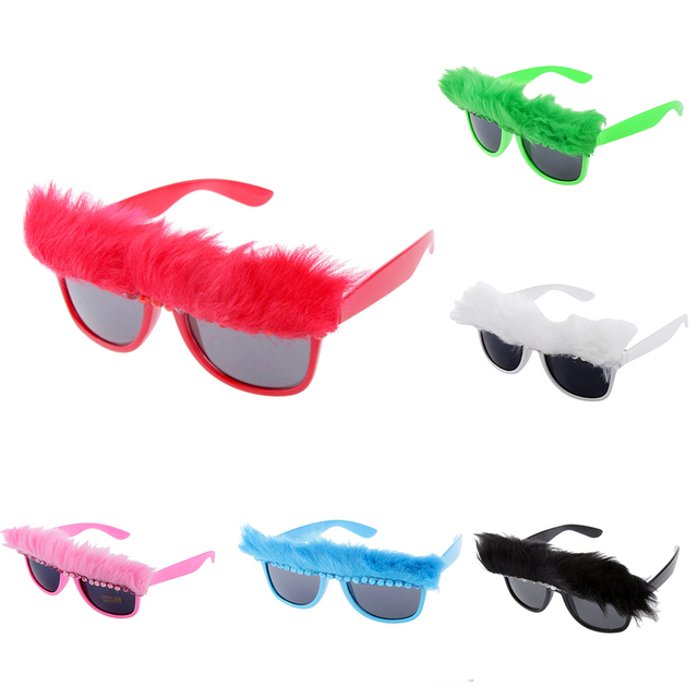 910eaed05cb Bachelorette Feather Glasses Fancy Dress Costume Party Novelty Sunglasses  Shades for Hen Wedding Party Favor Decor Accessory