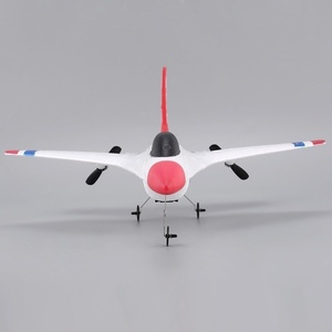 Image 2 - New Design 290mm Wingspan EPP RC Fixed Wing Airplane RTF  2.4G 2CH Glider Model FX 823
