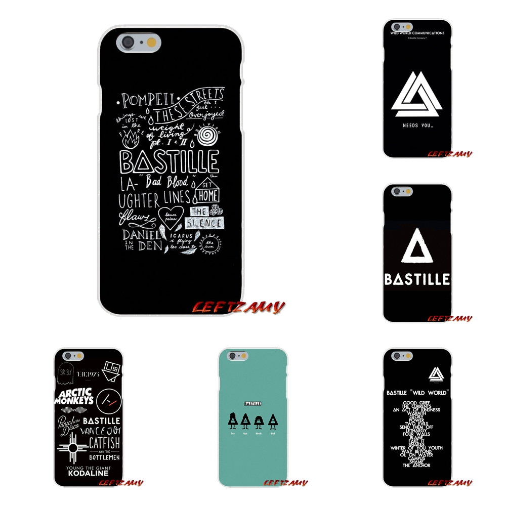 70b1ed626 For Samsung Galaxy S3 S4 S5 MINI S6 S7 edge S8 S9 Plus Note 2 3 4 5 8 Accessories  Phone Shell Covers Bastille Band