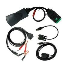 Автомобильный диагностический инструмент, полный чип Diagbox V7.83 с прошивкой 921815C Lexia3 PP2000 V48/V25 lexia 3 для Citroen/Peugeot